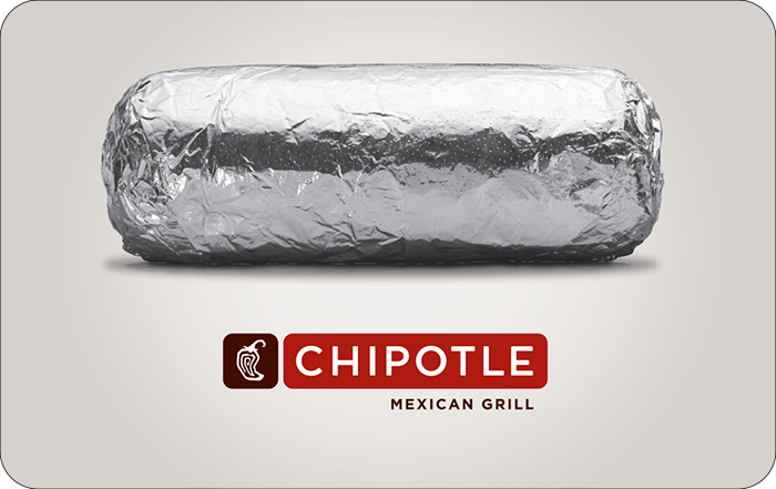 Chipotle Gift Card $25