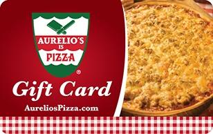 Aurelios Pizza eGift Card