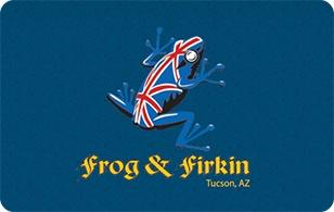 Frog & Firkin eGift Card