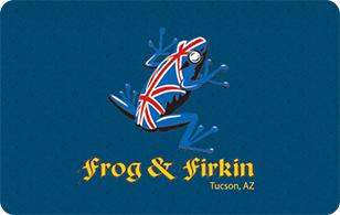 Frog and Firkin eGift