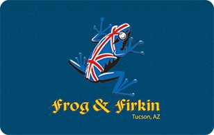 Frog and Firkin eGift