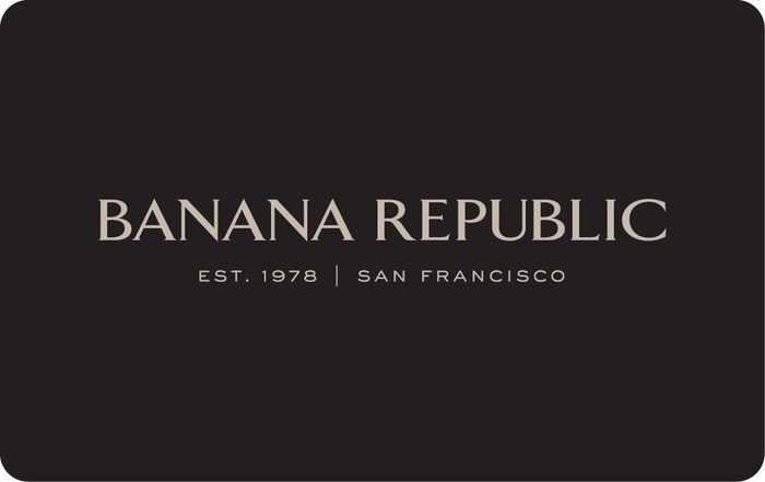 Banana Republic eGift Card