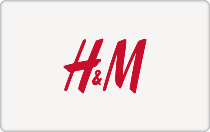 H&M eGift Card