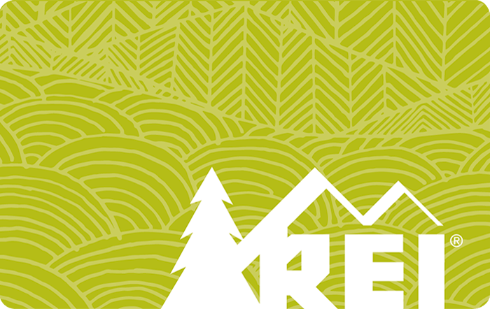 REI Tree Gift Card