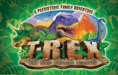T-Rex Cafe Gift Card