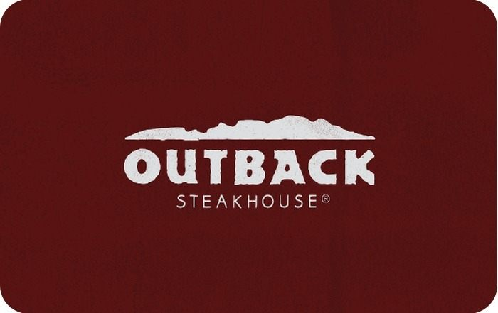 photo about Outback Steakhouse Printable Menu titled Outback Steakhouse eGift Card