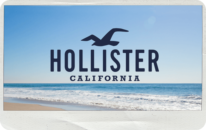 Hollister eGift Cards
