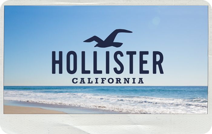 Hollister eGift