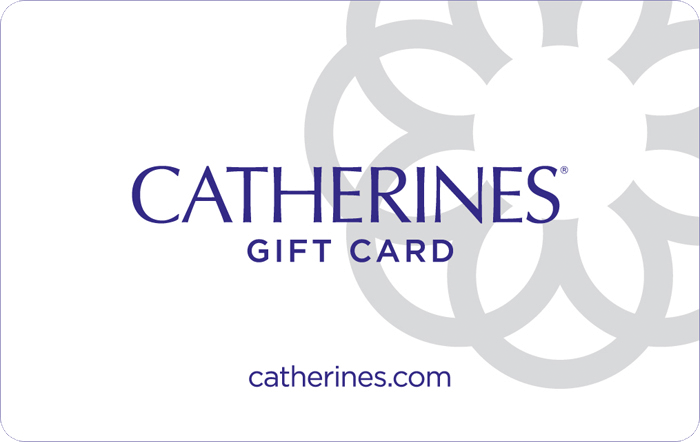 Catherines® Gift Card