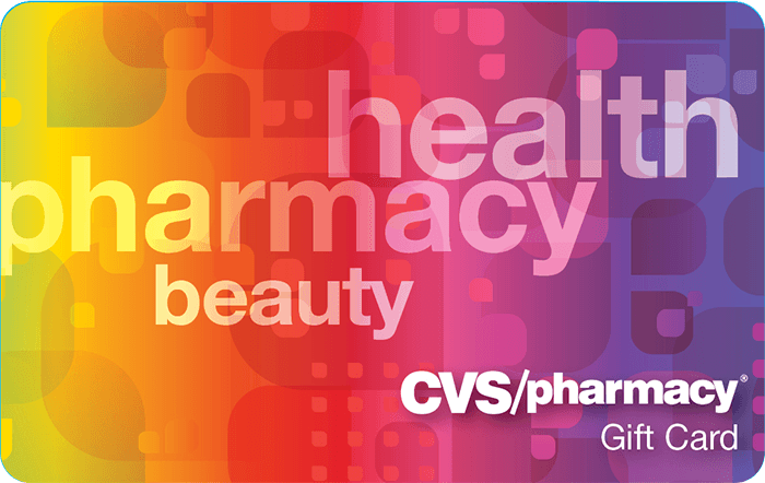 CVS Pharmacy eGift Card
