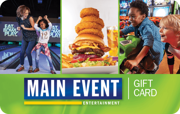 Main Event eGift Card