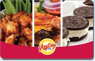 Glory Days Grill eGift Card