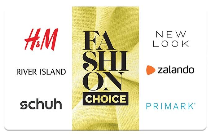 Fashion Choice Gift Card