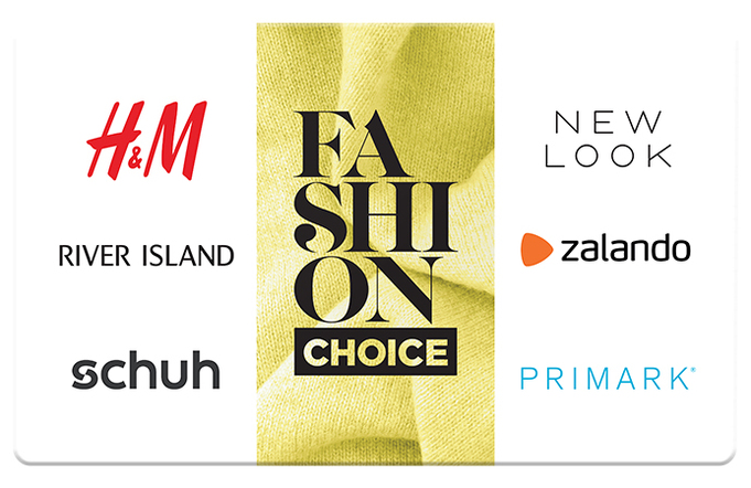 Fashion Choice Gift Card