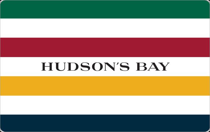 Hudsons Bay eGift Card