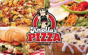 Knolla's Pizza eGift