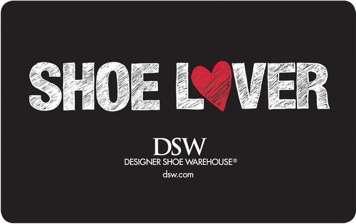 DSW eGift Card