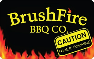 Brushfire BBQ Co. eGift Card