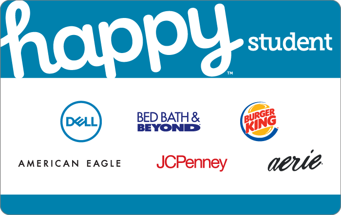 Happy Student Gift Card