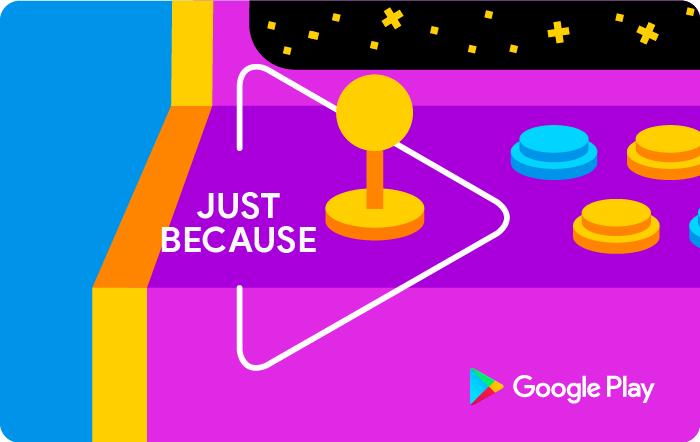 Google Play Store Friendship eGift