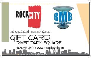 Rock City Grill eGift Card