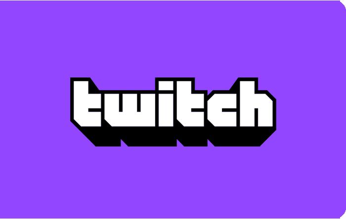 Twitch eGift Card