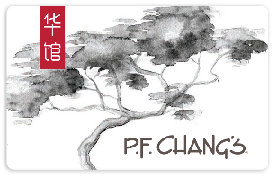 PF Changs eGift