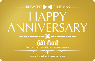 Bow Tie Cinemas eGift