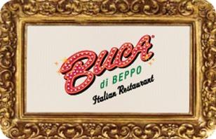 Buca di Beppo eGift Card