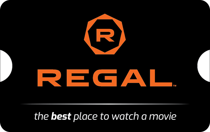 Regal Entertainment eGift Card
