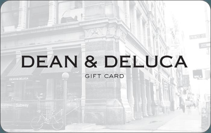 Dean & Deluca eGift