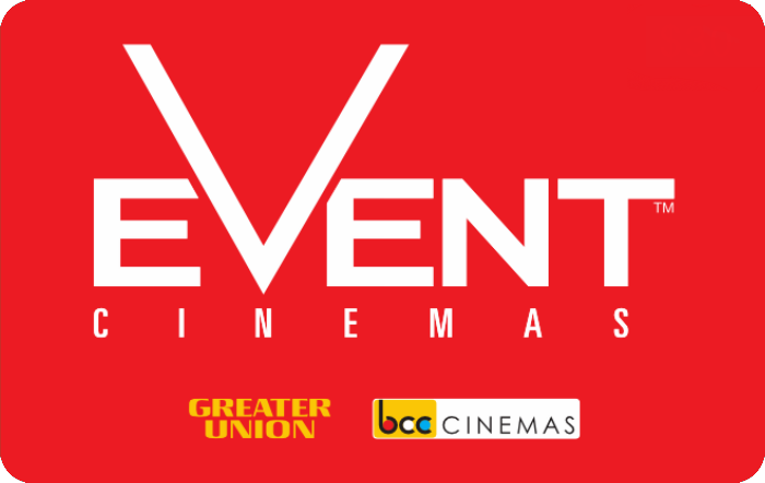 Event Cinemas Gift Card
