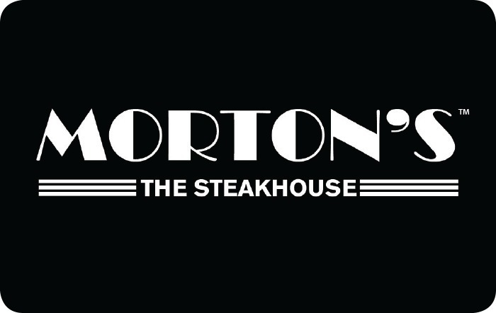 Mortons eGift Card