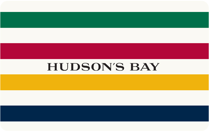 Hudson's Bay eGift