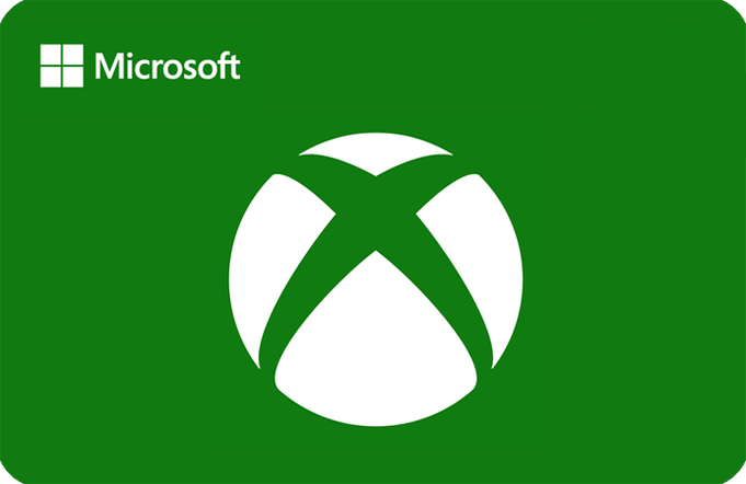 Xbox digitale cadeaukaart
