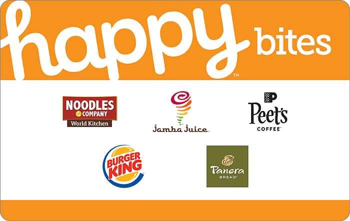 Happy Bites Gift Card