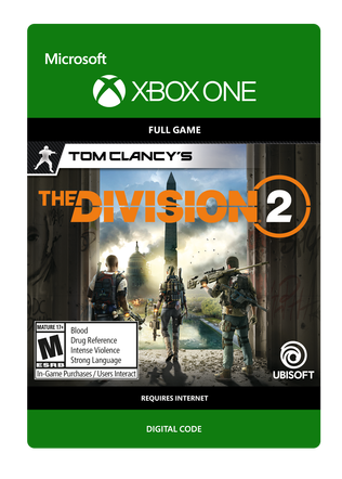 Tom Clancy's The Division 2 Standard Edition