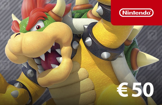 Nintendo eShop digitale codes