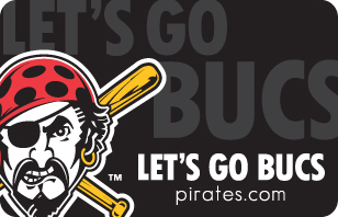 Pittsburgh Pirates eGift Card