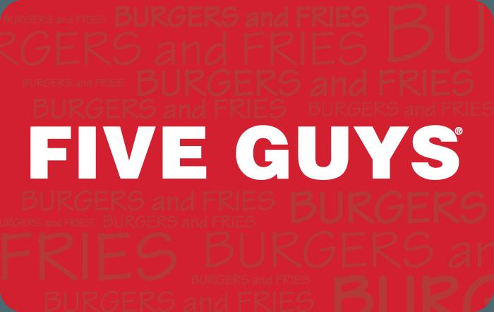 Five Guys eGift Card