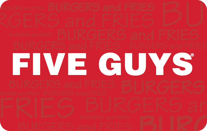 Five Guys eGift