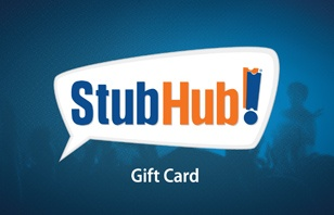 StubHub $100 eGift