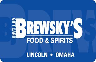 Brewsky's Food and Spirits eGift Card