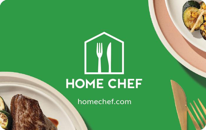 Home Chef eGift