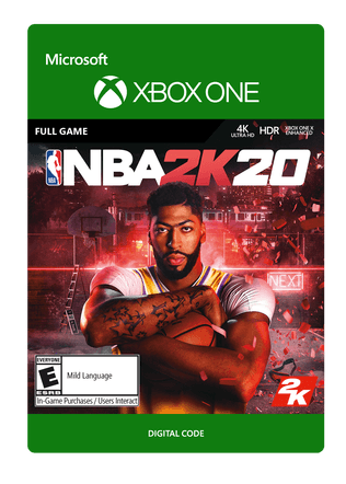 Xbox NBA 2K20 SE eGift