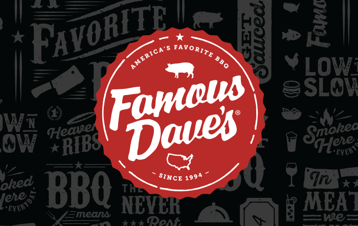 Famous Dave's BBQ eGift Card