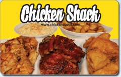 Chicken Shack Gift Card