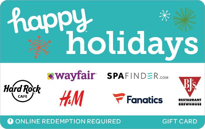 Happy Holidays Swap eGift Card