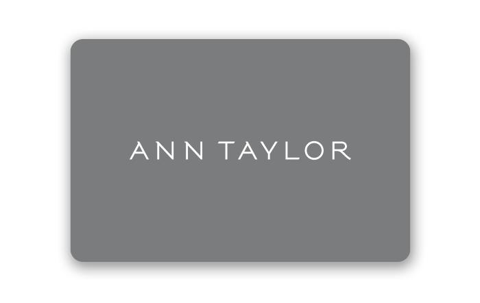 Ann Taylor eGift