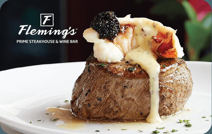 Flemings Prime Steakhouse eGift Card